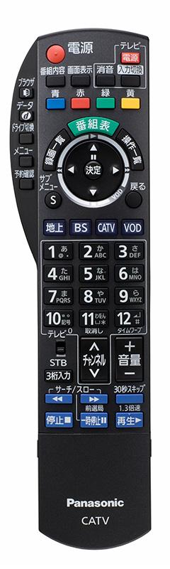 TZ-BDW900P(ブルーレイ楽見録)リモコン