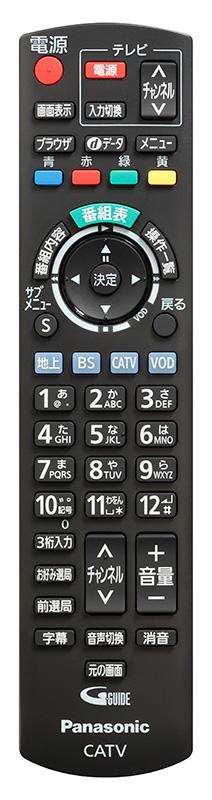 TZ-LS300PWリモコン